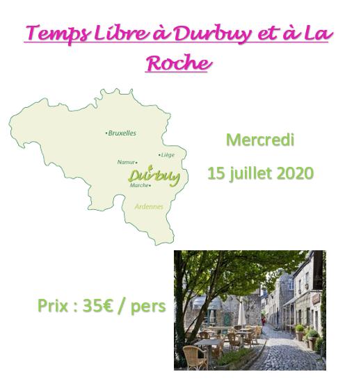 4 Durbuy et LaRoche